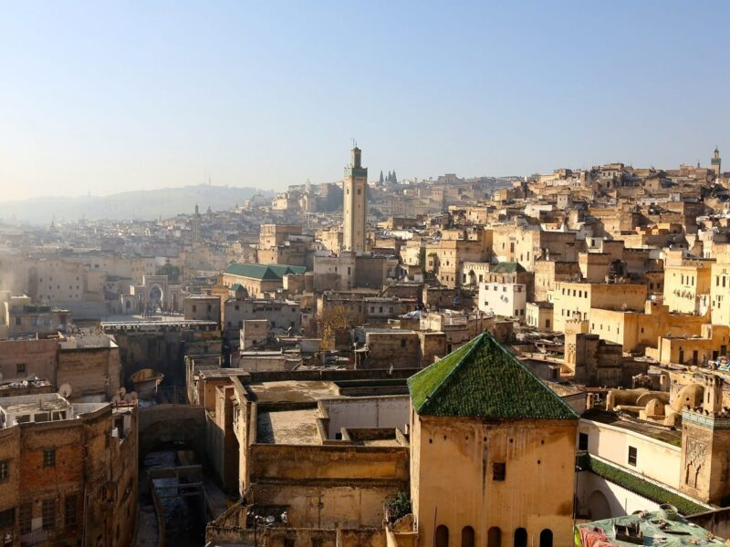 fez el bali quarter Things to do in Fez Morocco