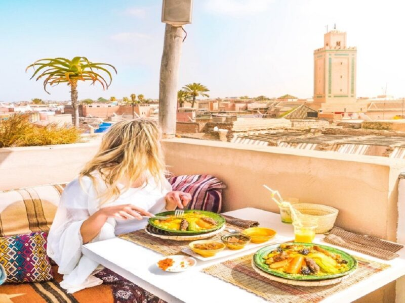 The Red City – Things To Do in Marrakech, Morocco