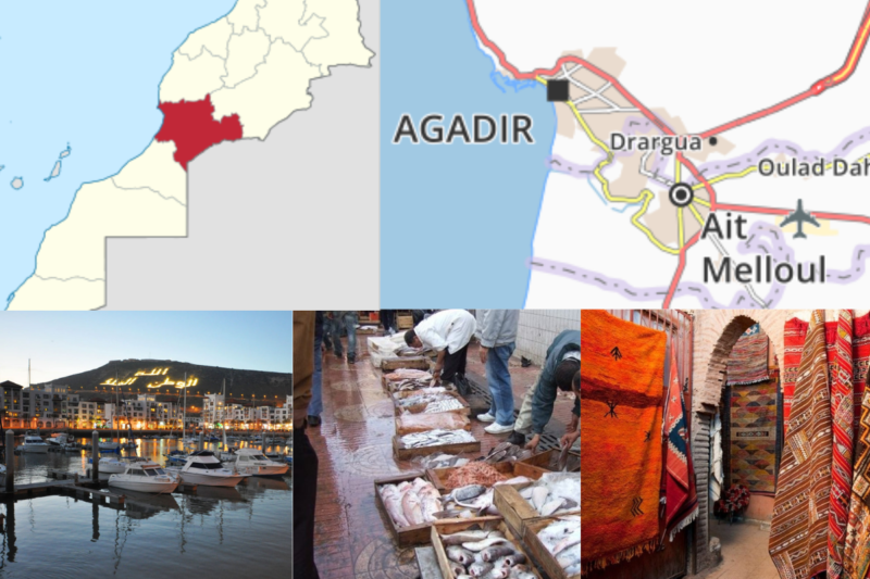 agadir developpement-tourist -economy