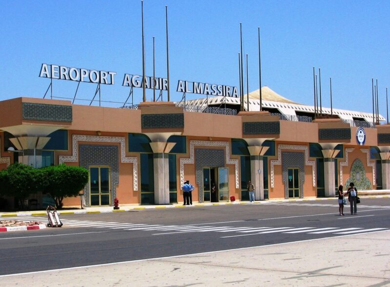 international airport in agadir Southern Pearl of Morocco
