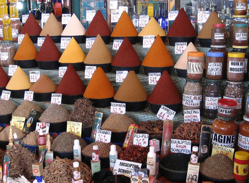 what to buy agadir-Spices