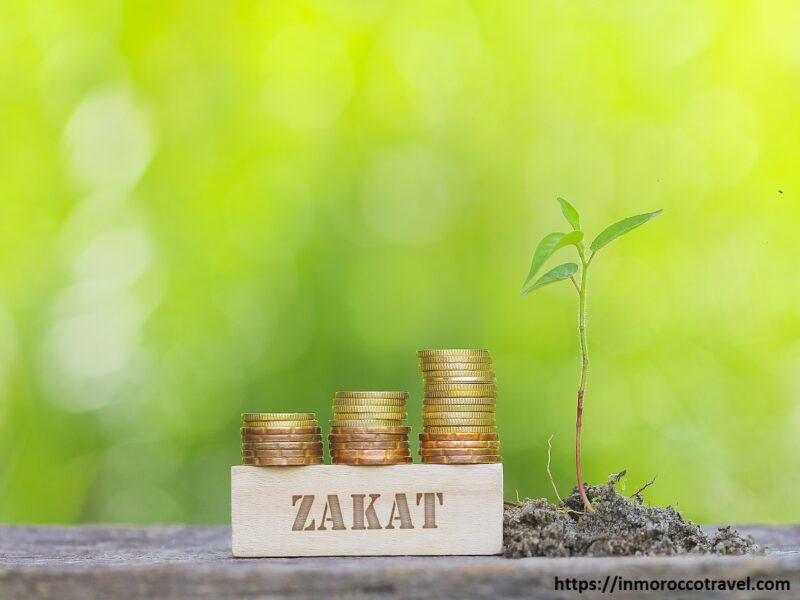 alms zakat after ramadan in muslim countries morocco