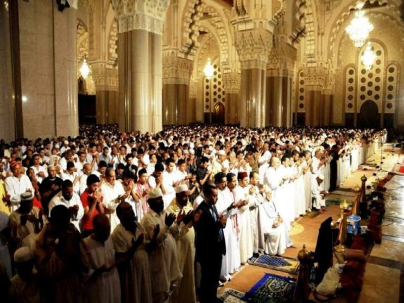 ramadan is sacred month of prayers, fasting and charity for moroccans