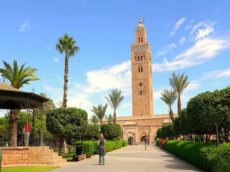 call of prayer in morocco