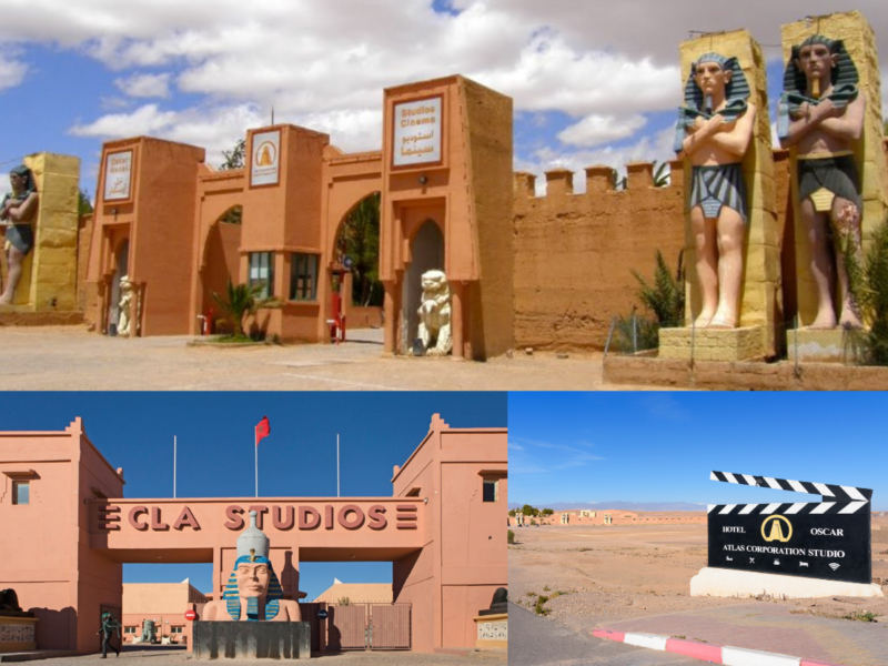 best things to do in ouarzazate;cinema studios morocco;hollywood desert inmoroccotravel