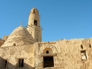 Old spanish Mosque; places to visit in dakhla