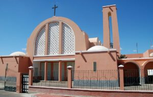 spanish cathedral;places to visit in dakhla morocco