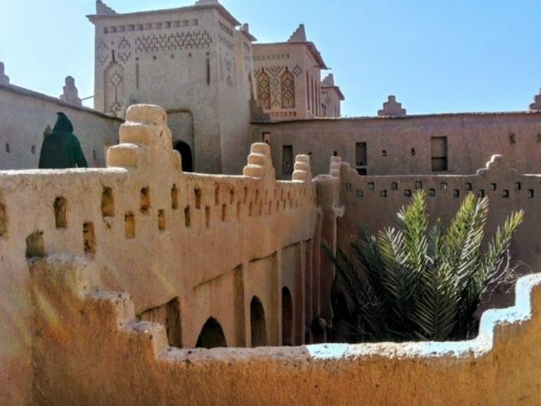 kasbah;best places tovisit in tangier