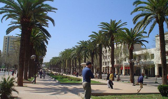 ville nouvelle;places to visit in tangier morocco